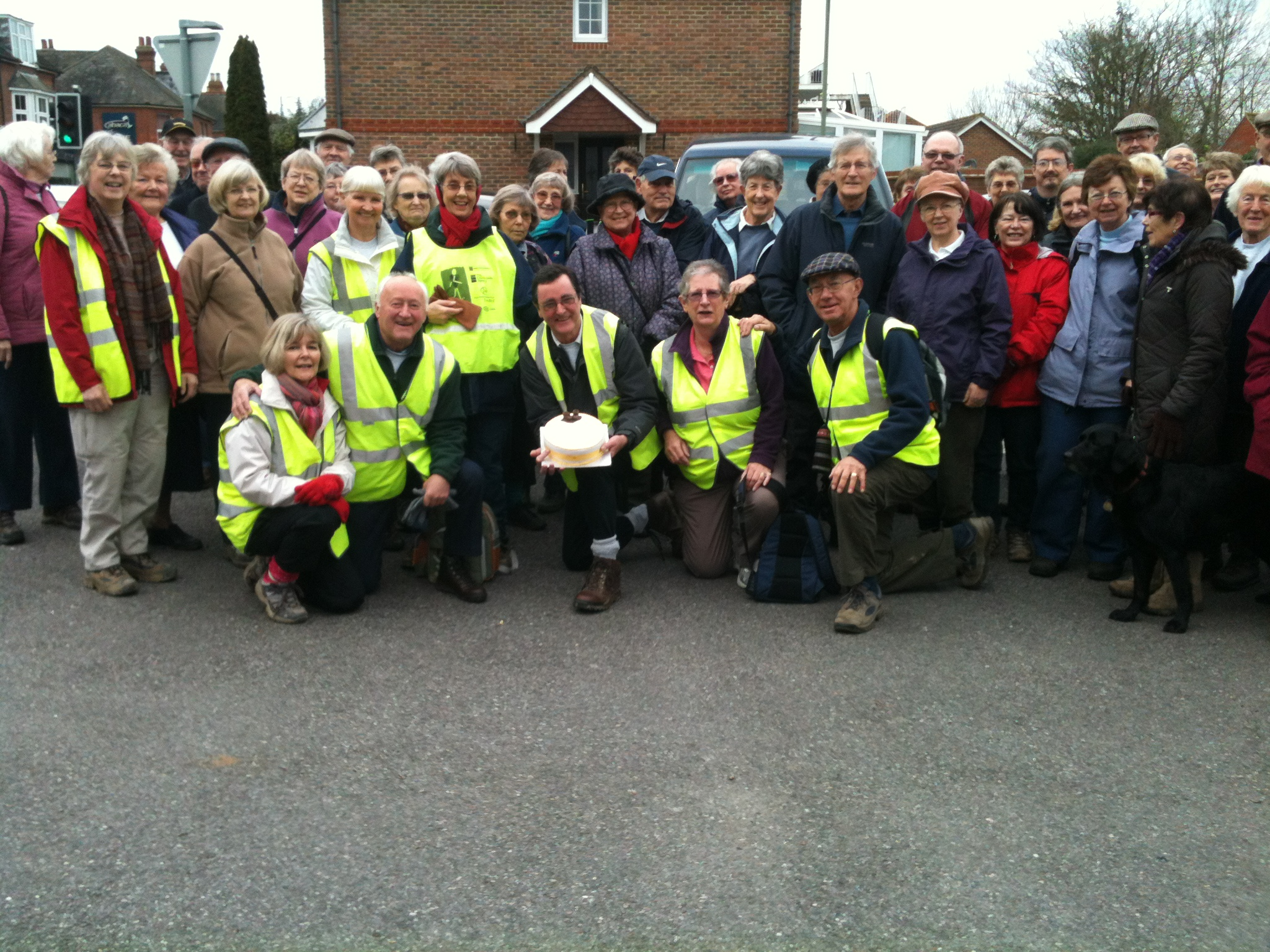 Lingfield Byways Walking Group